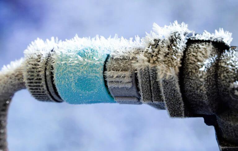 Frozen Pipe 768x489